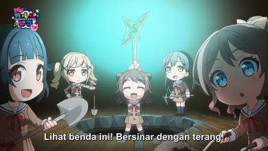 Photo of BanG Dream! Garupa PICO ~Ohmori~  EPs1 Indonesian Sub