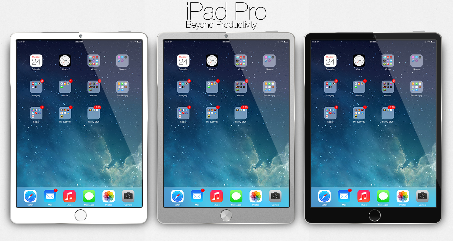 129 Inch IPad Pro To Include Stylus