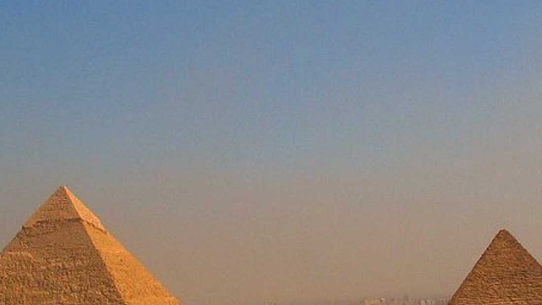 Pyramids Built They Were How
