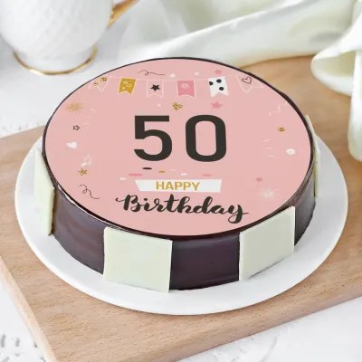 50th Birthday Cake Design For Men Healthy Life Naturally Life