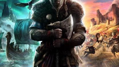 Ubisoft наконец-то анонсировала Assassin's Creed Valhalla