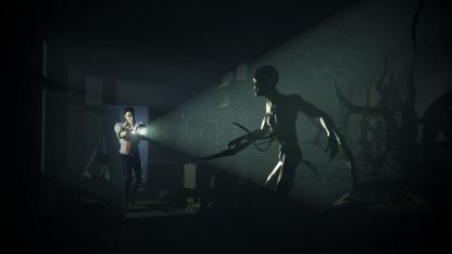 Российская хоррор-выживалка Skyhill: Black Mist выходит28 мая