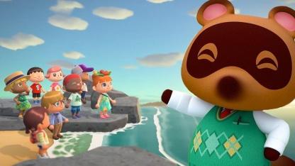 На остров девушки в Animal Crossing: New Horizons приехал Элайджа Вуд — продать репу