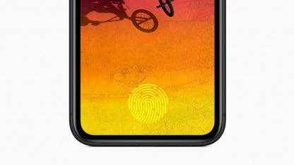 СМИ: одна из версий iPhone12 может получить сканер отпечатка в экране