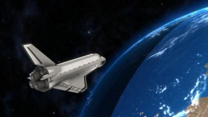 У космического симулятора Mars Horizon появился издатель