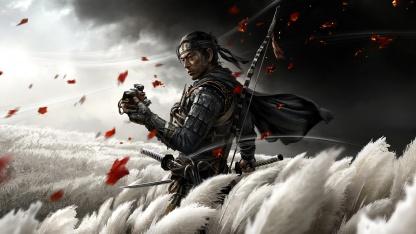 Ghost of Tsushima: решения игрока и мир без маркеров. Свежие детали игры