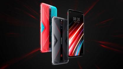 Геймерский смартфон Red Magic 5G выходит на мировой рынок