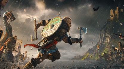 Assassin's Creed Valhalla — трейлер, скриншоты, подробности