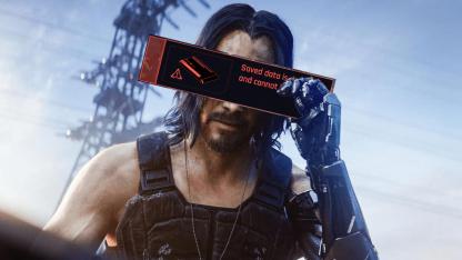 Ещё один баг Cyberpunk 2077: ломаются файлы сохранений, превысившие 8Мб
