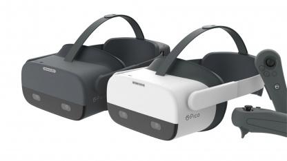 Начались продажи VR-шлемов Neo2 и Neo2 Eye