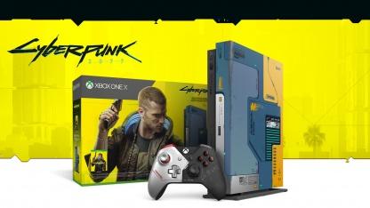 Представлена полная линейка консолей и аксессуаров Xbox по Cyberpunk 2077