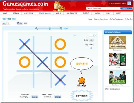 Play Tic Tac Toe Online On These 4 Free Websites