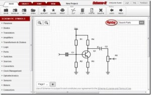 3 Free Online Circuit Diagram Creator To Create Electronic