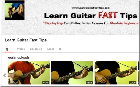 5 YouTube Channels To Learn Guitar For Free