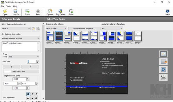 Business card software mac os x image collections card design and free business card software mac os choice image card design and business card maker osx image colourmoves