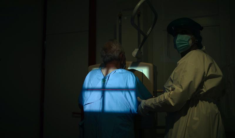 I problemi neuropsichiatrici tra i malati di COVID-19 - Il Post
