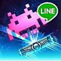 LINE アルカノイドvsインベーダー