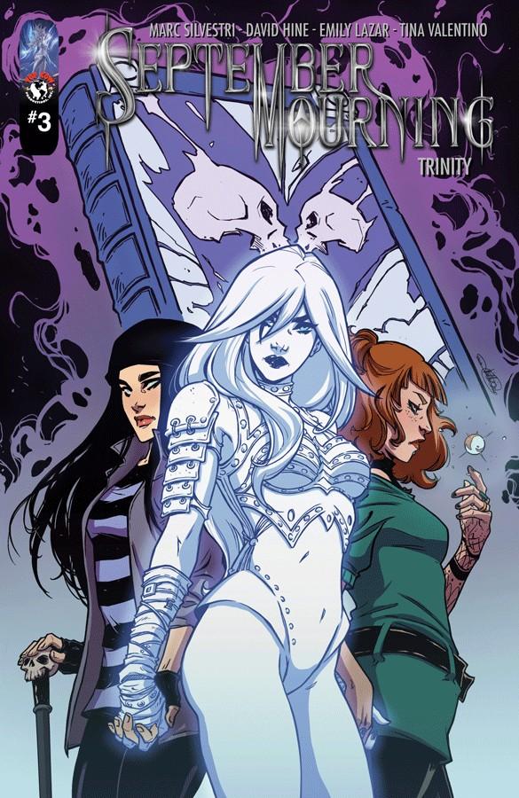 September Mourning, Top Cow, Image Comics, Emily Lazar, Marc Silvestri