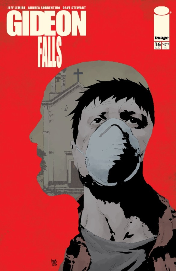 Image result for gideon falls #16 cover