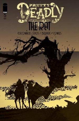 Image result for pretty deadly the rat #5