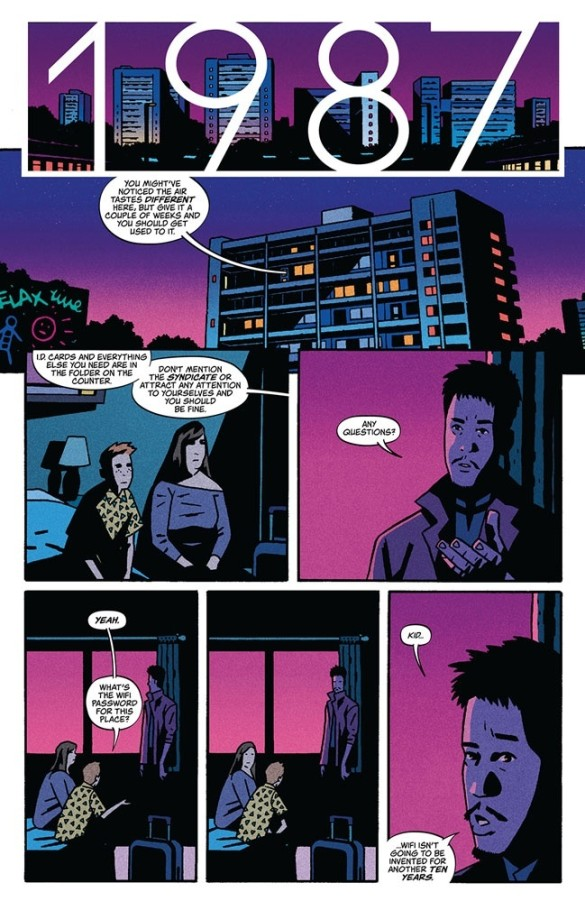 Time Before Time #1 | Image Comics