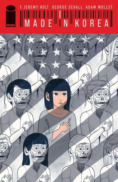 Made in Korea #1 (of 6) | Image Comics