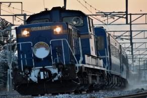 北海道新幹線開業に伴い廃止された寝台急行列車「はまなす」