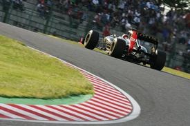 Kimi Raikkonen, Lotus, Suzuka 2012
