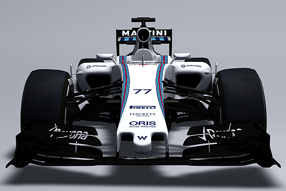 2015 Williams