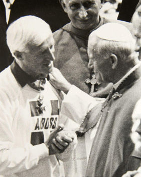 Image result for savile and pope