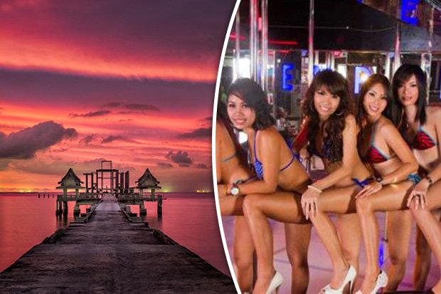 Pattaya can be enjoyed with a companion
