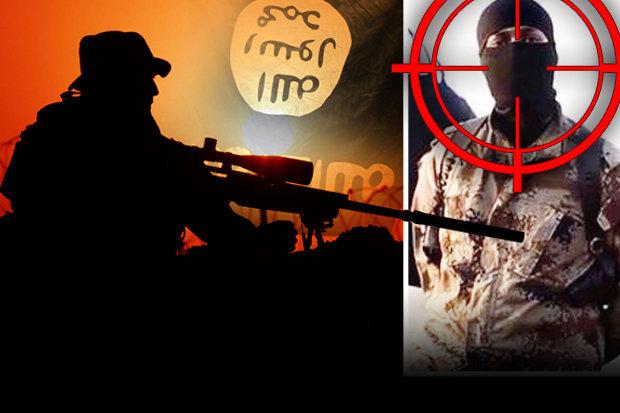 An SAS Sniper