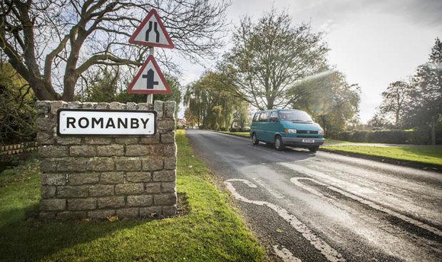 Romanby