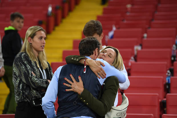 Image result for gareth southgate wife