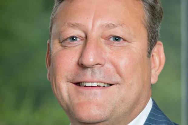 Camelot's new chief executive Nigel Railton
