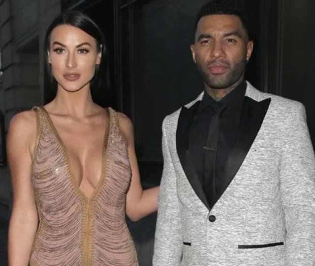 Jermaine Pennant And Wife Alice Goodwin Put On United Front After Split Claims