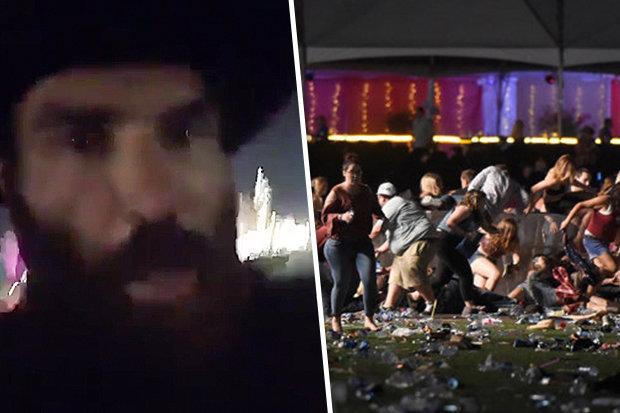 Dan Bilzerian in Las Vegas shooting