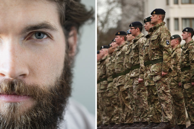 Military Lets Hipster Cyber Soldiers Keep Scruffy Beards