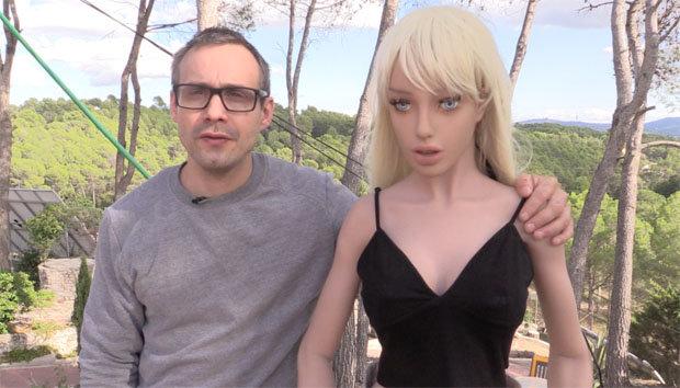 sergi santos and sex robot