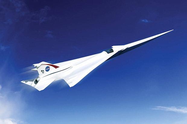 NASA's Quiet SuperSonic Technology Preliminary Design