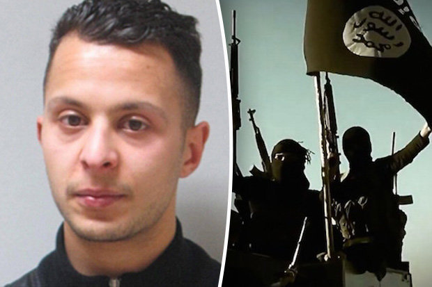 Salah Abdeslam and ISIS terrorists