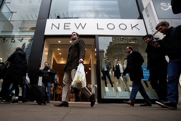 New Look store