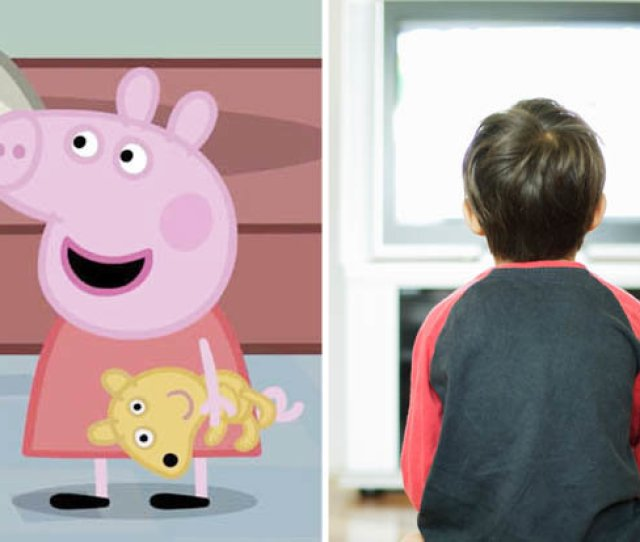 Peppa Pig Is Often Disrupted By Online Porn Pop Ups