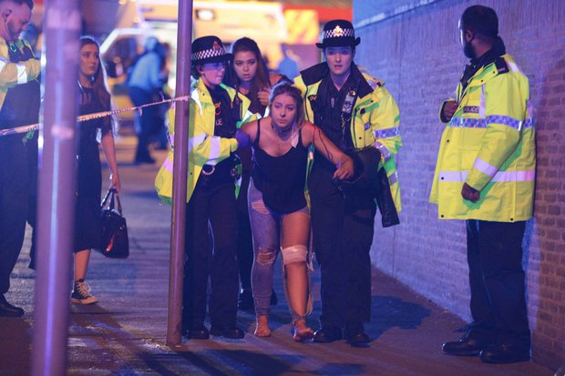 Image result for manchester attack twitter
