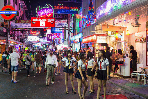 How the world sees Thai 'Sin City' Pattaya, another UK tabloid exposé