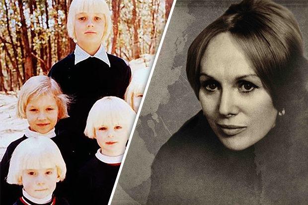 Risultati immagini per Anne Hamilton-Byrne and children