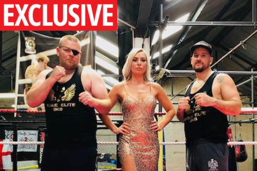 Jemma   I m the glam 5ft 3in queen of bare knuckle boxing bouts     Jemma   I m the glam 5ft 3in queen of bare knuckle boxing bouts    Daily  Star