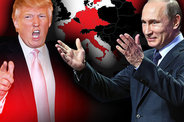 Europe Right Wing Politics Brexit Donald Trump Vladimir Putin New World Order Polls EU