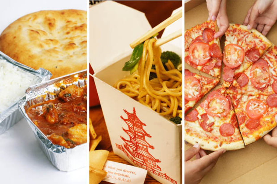 Britain\u0026#39;s favourite takeaway food revealed | Daily Star