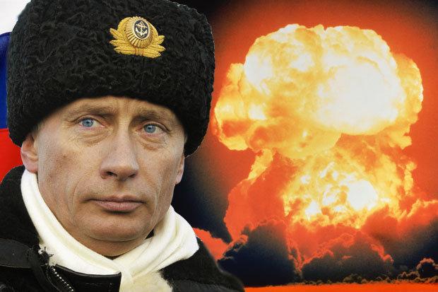 Russia Vladimir Putin Satan 2 World War 3